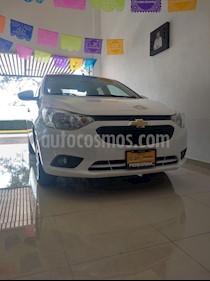 Foto venta Auto Seminuevo Chevrolet Aveo LT Bolsas de Aire y ABS Aut (Nuevo) (2018) color Blanco