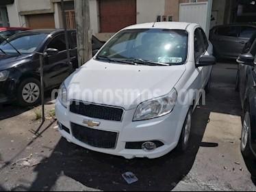 Foto venta Auto usado Chevrolet Aveo LT (2012) color Blanco precio $160.000
