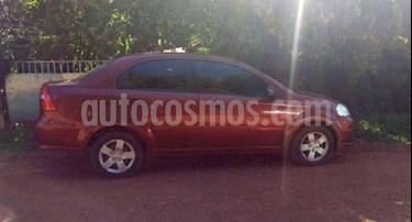 Foto venta Auto usado Chevrolet Aveo LT (2011) color Rojo precio $185.000
