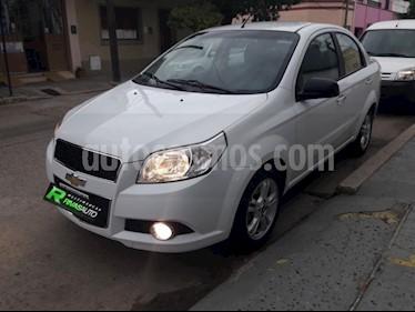 Foto venta Auto Usado Chevrolet Aveo LT (2012) color Blanco precio $215.000