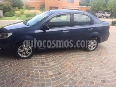 Foto venta Auto Usado Chevrolet Aveo LT (2013) color Azul precio $185.000