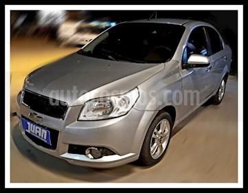Foto venta Auto usado Chevrolet Aveo LT (2013) color Gris Claro precio $230.000