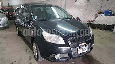 Foto venta Auto Usado Chevrolet Aveo LT (2013) color Negro Metalizado precio $175.000
