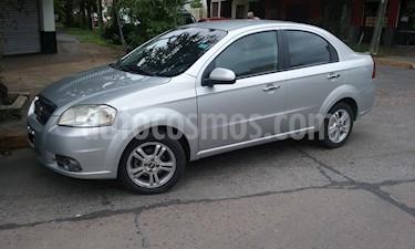 Foto venta Auto Usado Chevrolet Aveo LT (2011) color Plata precio $180.000