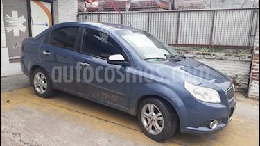 Chevrolet Aveo LT usado (2012) color Azul precio $280.000