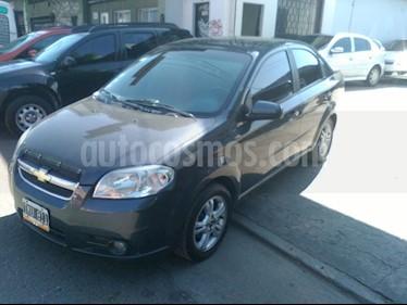 Foto venta Auto usado Chevrolet Aveo LT (2009) color Gris Oscuro precio $189.000