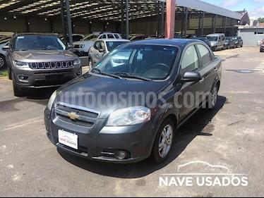Foto venta Auto Usado Chevrolet Aveo LT (2010) color Gris precio $215.000