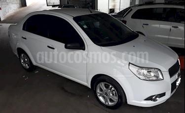 Foto Chevrolet Aveo LT usado (2012) color Blanco precio $215.000