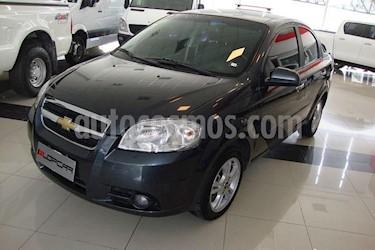 Foto venta Auto Usado Chevrolet Aveo LT (2010) color Verde Oscuro precio $140.000