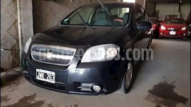 Foto venta Auto Usado Chevrolet Aveo LT (2011) color Negro precio $155.000