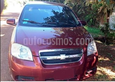 Foto venta Auto usado Chevrolet Aveo LT (2011) color Rojo precio $175.000