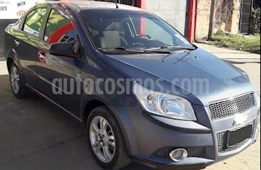 Foto venta Auto usado Chevrolet Aveo LT (2012) color Azul Marino precio $175.000