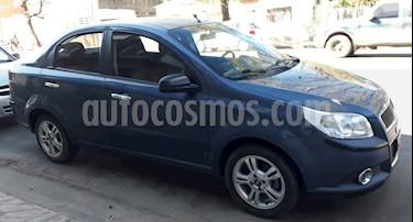 Foto venta Auto usado Chevrolet Aveo LT (2012) color Azul Marino precio $218.000