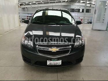 Foto Chevrolet Aveo LT usado (2017) color Gris precio $160,000