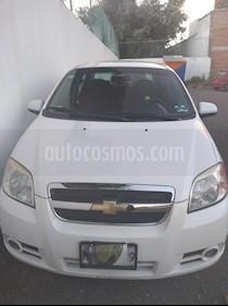 Foto venta Auto usado Chevrolet Aveo LT (2011) color Blanco precio $87,000