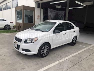 Foto Chevrolet Aveo LT usado (2016) color Blanco precio $123,900