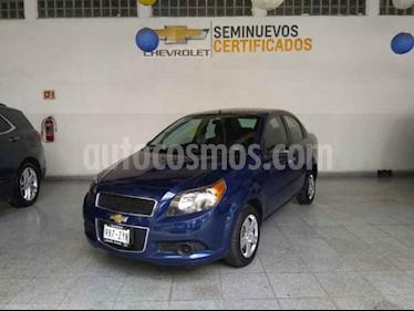 Foto Chevrolet Aveo LT usado (2015) color Azul precio $119,000