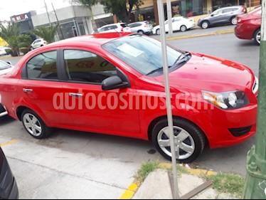 Foto venta Auto Seminuevo Chevrolet Aveo LT (2017) color Rojo precio $139,000
