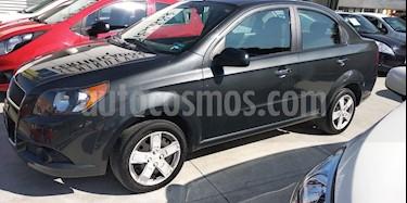 Foto venta Auto Seminuevo Chevrolet Aveo LT (2015) color Negro Grafito precio $129,000