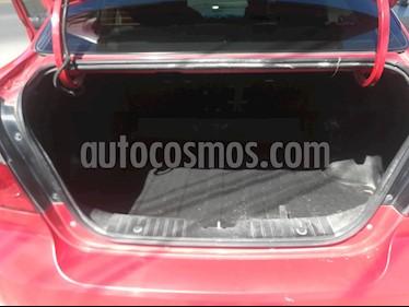 Chevrolet Aveo LT usado (2017) color Rojo precio $140,000