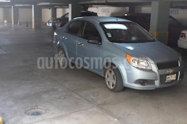 Foto venta Auto usado Chevrolet Aveo LT (2012) color Azul Metalico precio $99,000