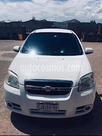 Chevrolet Aveo LT usado (2009) color Blanco precio $74,000