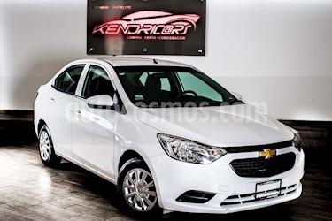 Foto venta Auto usado Chevrolet Aveo LT (2017) color Blanco precio $159,000