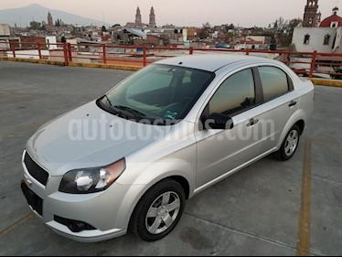Foto Chevrolet Aveo LT usado (2014) color Plata Brillante precio $105,000