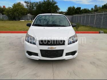 Foto Chevrolet Aveo LT usado (2016) color Blanco precio $120,000
