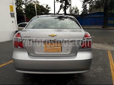 Foto venta Auto Seminuevo Chevrolet Aveo LT (2018) color Plata Brillante precio $193,000