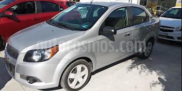 Foto venta Auto Seminuevo Chevrolet Aveo LT (2017) color Plata Brillante precio $148,000