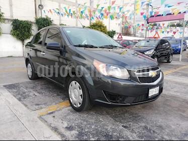 Foto Chevrolet Aveo LT usado (2018) color Gris precio $145,000
