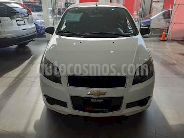 Foto venta Auto usado Chevrolet Aveo LT (2017) color Blanco precio $134,000