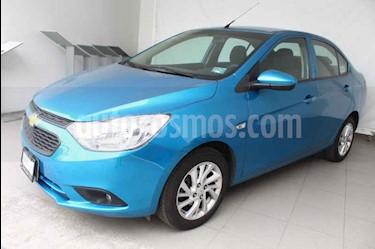 Chevrolet Aveo LT usado (2018) color Azul precio $179,000