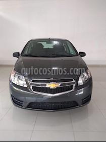 Foto venta Auto usado Chevrolet Aveo LT (2018) color Plata Brillante precio $179,900