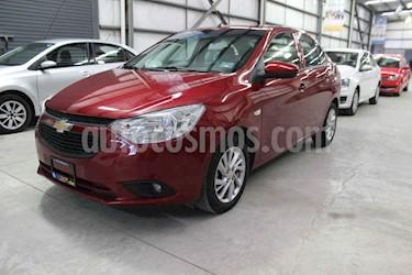 Foto venta Auto usado Chevrolet Aveo LT (2019) color Rojo precio $189,900