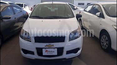 Foto venta Auto Seminuevo Chevrolet Aveo LT (2016) color Blanco precio $144,000