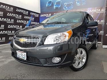 Foto Chevrolet Aveo LT usado (2018) color Gris precio $179,000