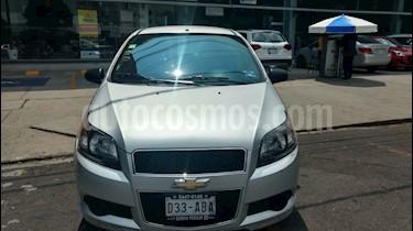 Foto venta Auto usado Chevrolet Aveo LT  (2015) color Plata Brillante precio $105,000