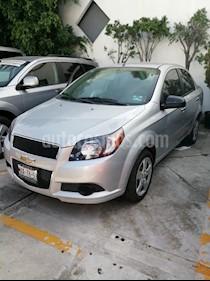 Foto Chevrolet Aveo LT usado (2016) color Plata Brillante precio $129,800