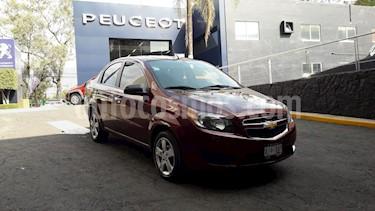 Foto Chevrolet Aveo LT usado (2017) color Rojo Tinto precio $149,900
