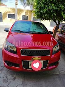 Foto Chevrolet Aveo LT usado (2013) color Rojo precio $108,000