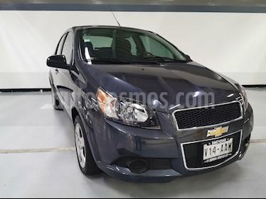 Foto Chevrolet Aveo LT usado (2015) color Gris precio $125,000