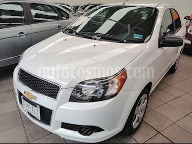 Foto venta Auto usado Chevrolet Aveo LT (2017) color Blanco precio $169,000