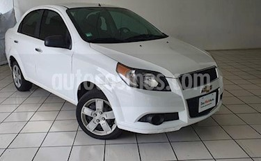 Foto venta Auto usado Chevrolet Aveo LTZ (Nuevo) (2016) color Blanco precio $135,000