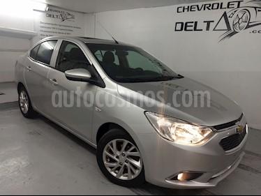 Foto venta Auto usado Chevrolet Aveo LTZ (Nuevo) (2018) color Plata Brillante precio $185,000