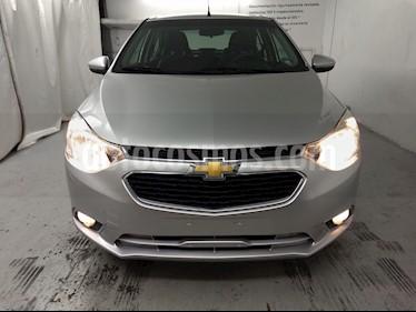 Foto Chevrolet Aveo LTZ (Nuevo) usado (2018) color Plata Brillante precio $185,900