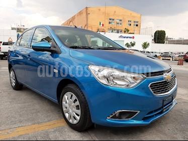 Foto Chevrolet Aveo LTZ (Nuevo) usado (2018) color Azul precio $160,000