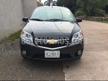 Foto Chevrolet Aveo LTZ Aut (Nuevo) usado (2017) color Gris precio $125,000
