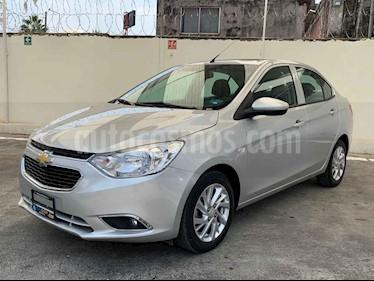Foto venta Auto usado Chevrolet Aveo LTZ Aut (Nuevo) (2018) color Plata precio $169,800